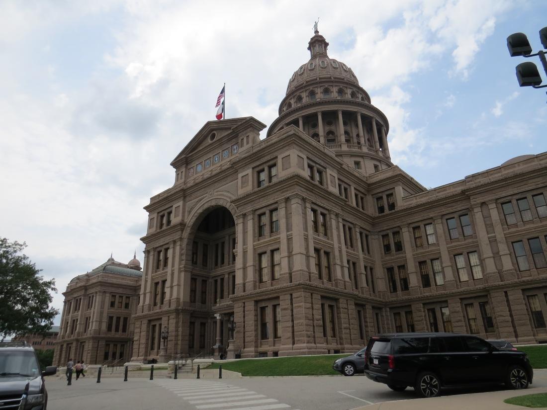Texas Capitol Building Cover Unedited