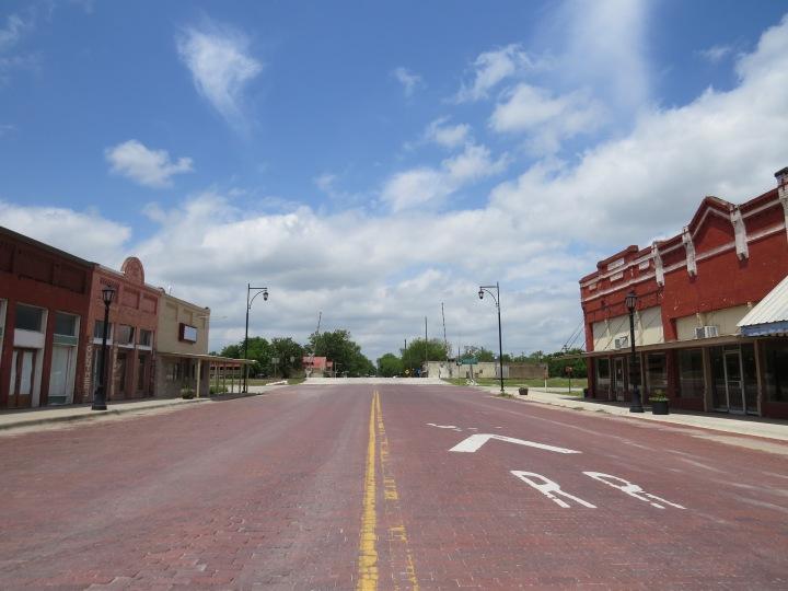 Town Exit