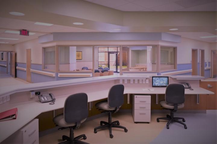 Nurses Station AMFAF FILTERED