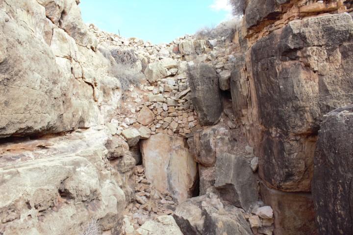 Death Cave Entrance